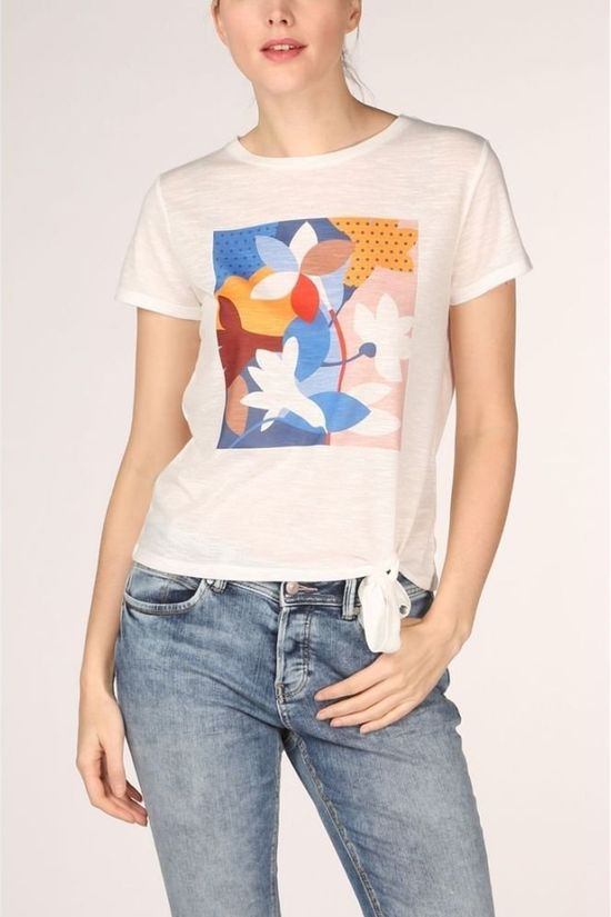 Terre Bleue T-Shirt May White/Assorted / Mixed
