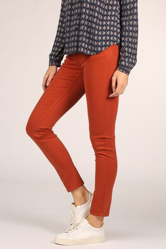 Terre Bleue Trousers Willow copper
