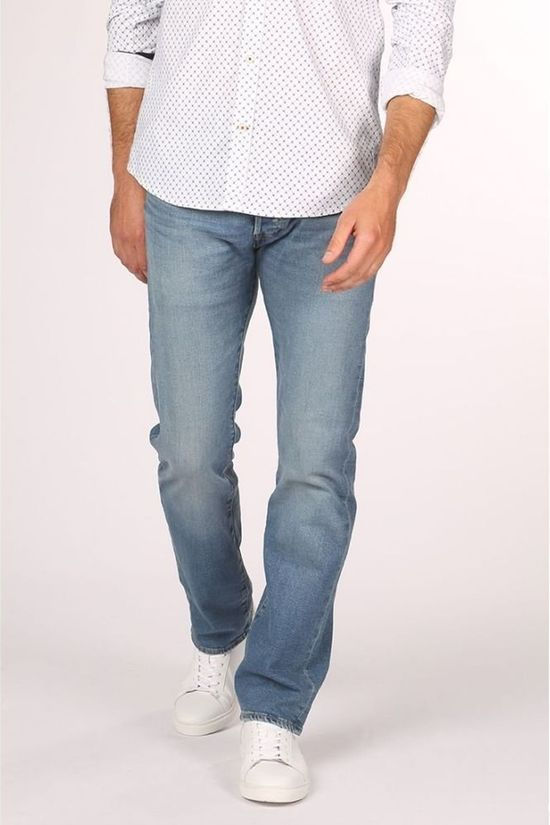 Levi's Jeans 501 Lichtblauw (Jeans)