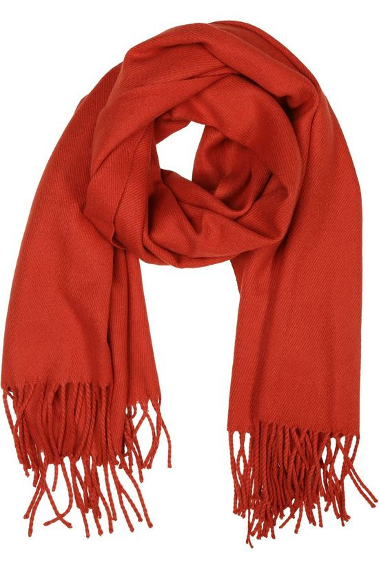 CKS Women Scarf Alwar rust
