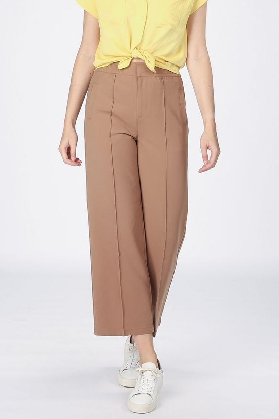 CKS Women Trousers Tbilisi Camel Brown