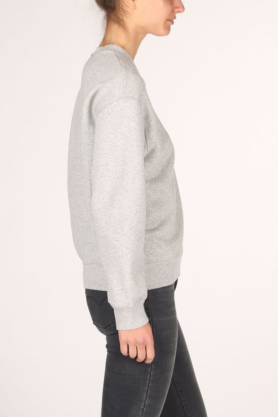 Levi's Pullover Standard Crew Light Grey Marle