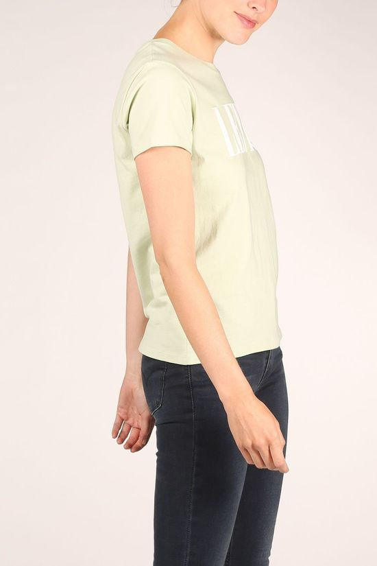 Levi's T-Shirt The Perfect Tee Lichtgroen