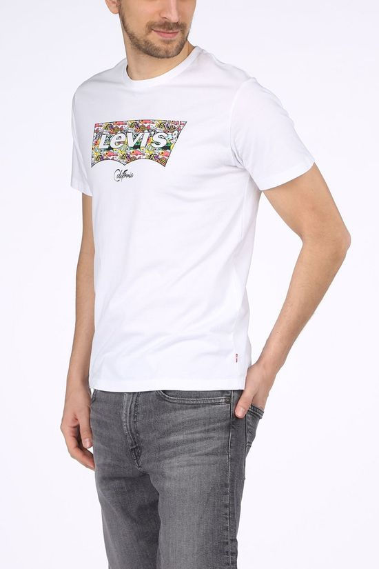 Levi's T-Shirt Housemark Graphic Wit
