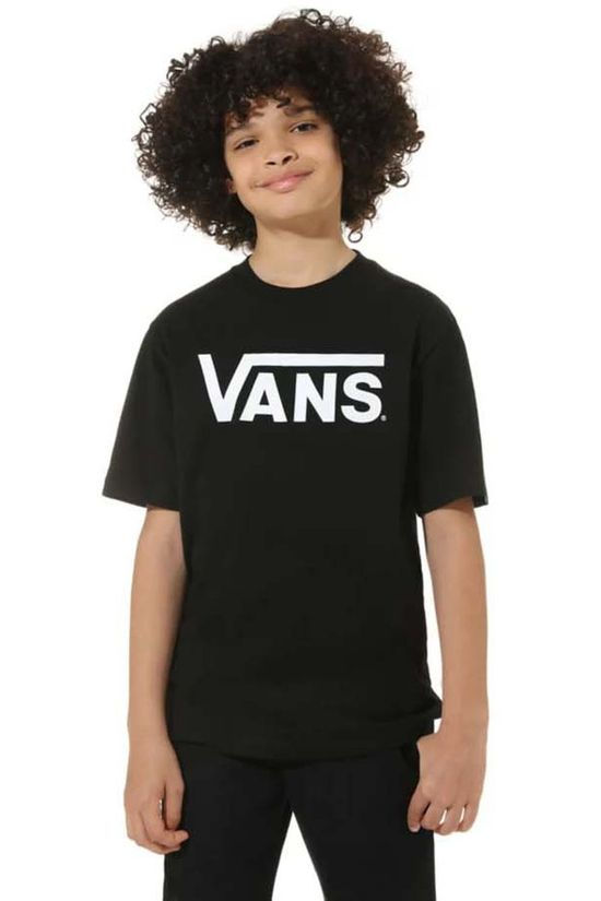 Vans T-Shirt By Classic black