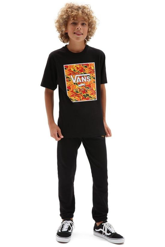 Vans T-Shirt By Print Box Zwart