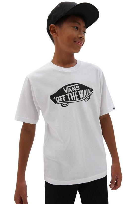 Vans T-SHIRT VANS BY OTW BOYS white