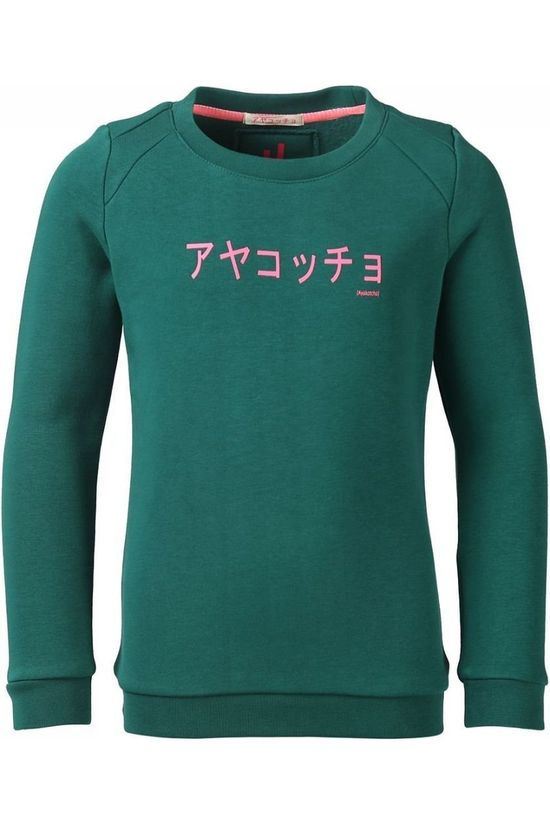 Ayacucho Junior Pullover Yodo dark green