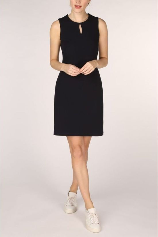 Vila Joy Dress Phoenix-L-50-A Navy Blue