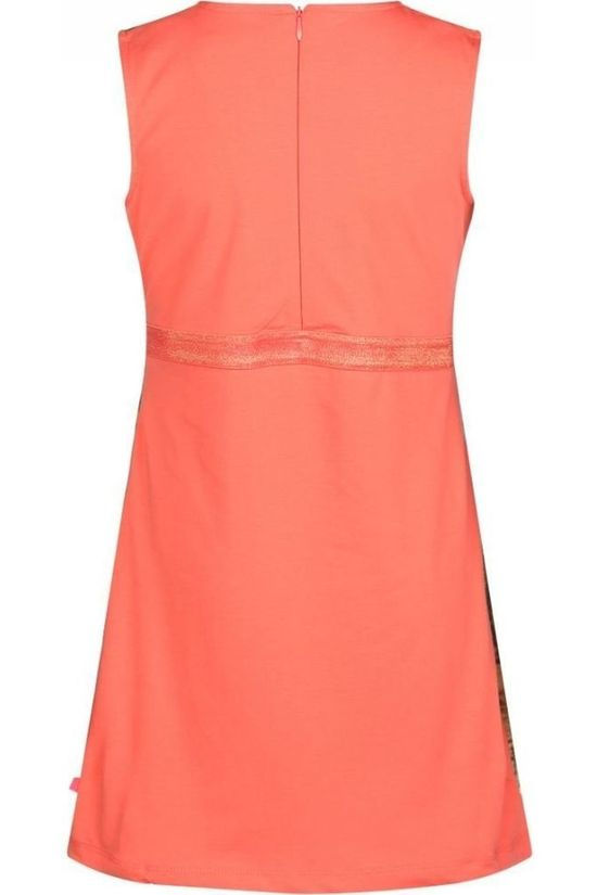Someone Dress Olif-Sg-50-A Salmon pink/Assorted / Mixed