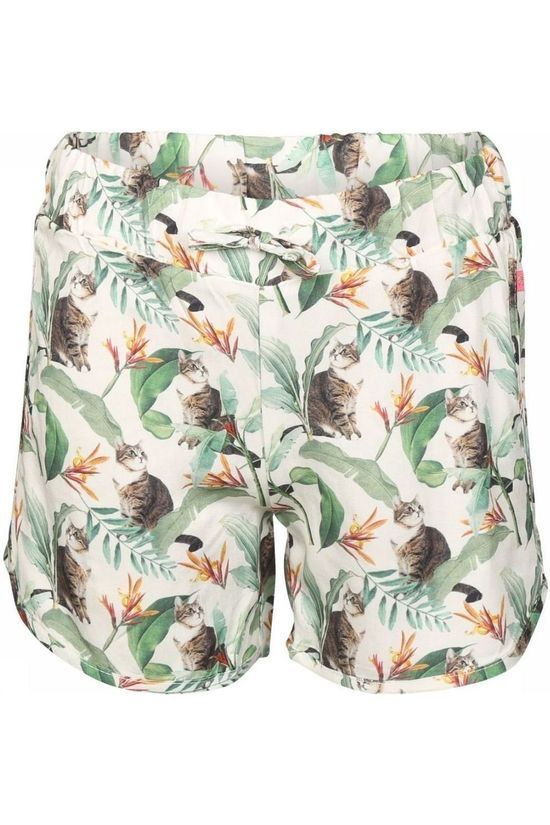 Someone Short Kitty-Sg-34-D Blanc Cassé/Assorti / Mixte