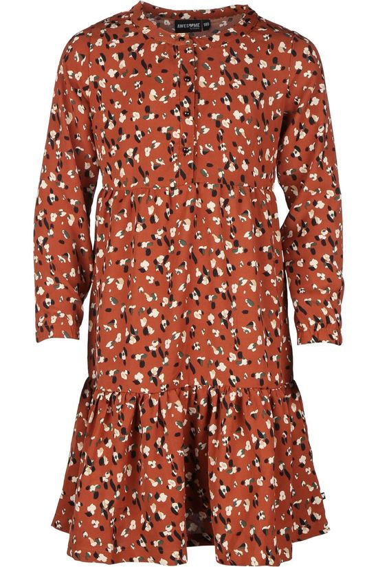 Awesome Dress Umi-G-52-A Mid Brown/Assorted / Mixed