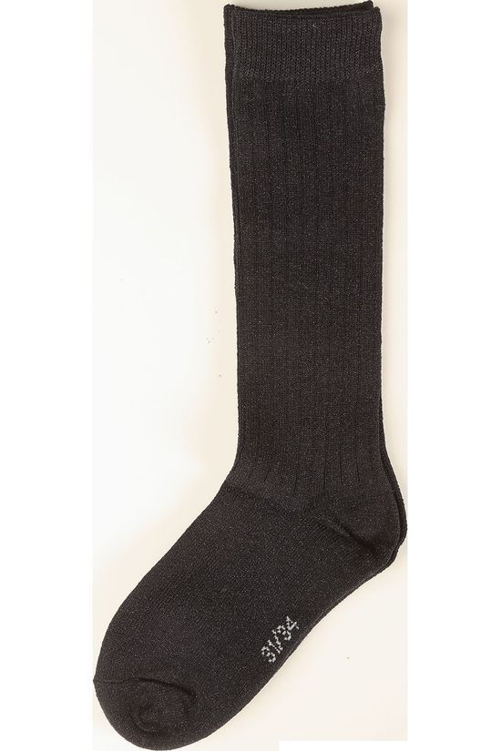 Someone Sock Jade-Sg-81-M black/silver