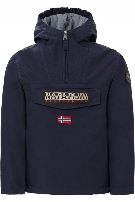 Napapijri Coat Rainforest dark blue