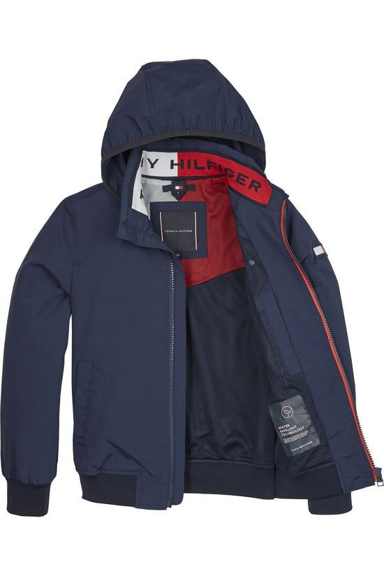 Tommy Hilfiger Coat Essential dark blue