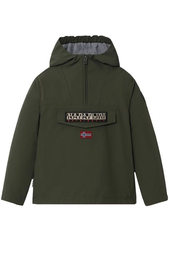 Napapijri Coat K Rainforest mid khaki