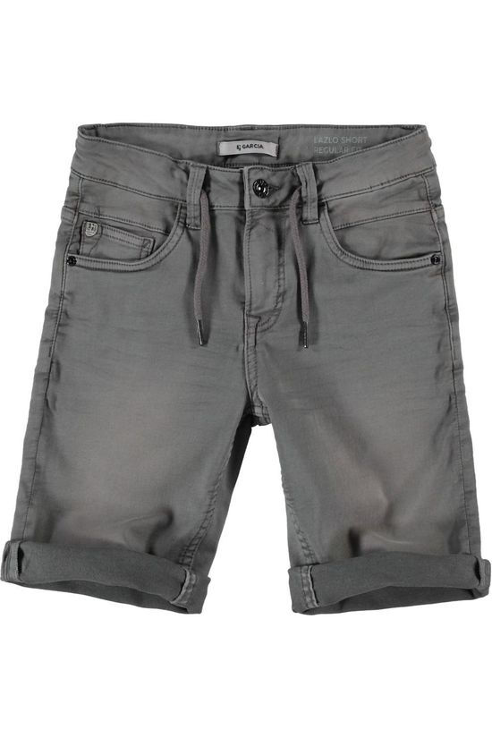 Garcia Shorts Gs130308 mid grey