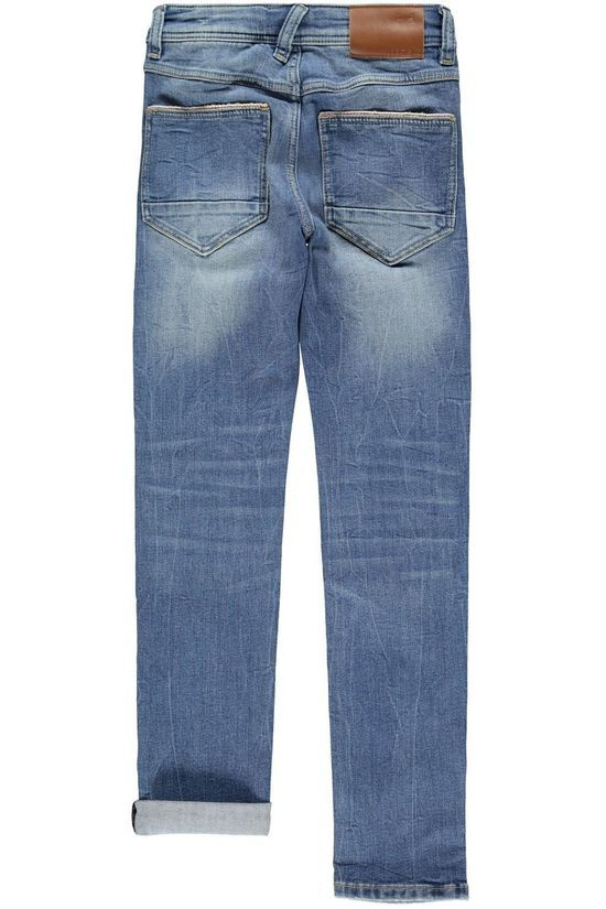 Name It Jeans Nkmtheo Dnmtarty 2456 Bet Noos Denim / Jeans/Mid Blue (Jeans)