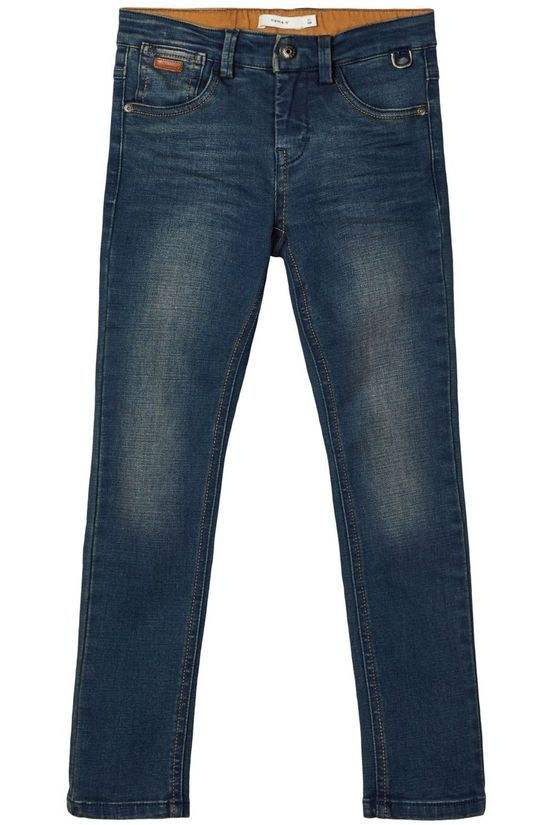 Name It Jeans msilas Dnmtoppes 3387 Noos Denim / Jeans/Donkerblauw (Jeans)