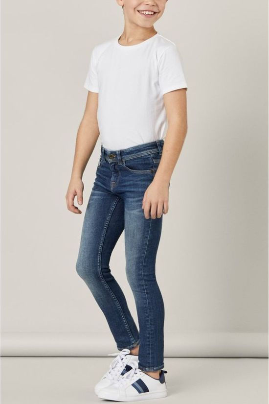 Name It Jeans mtheo Dnmtarty 2378 Bet Noos Denim / Jeans/Bleu Moyen (Jeans)