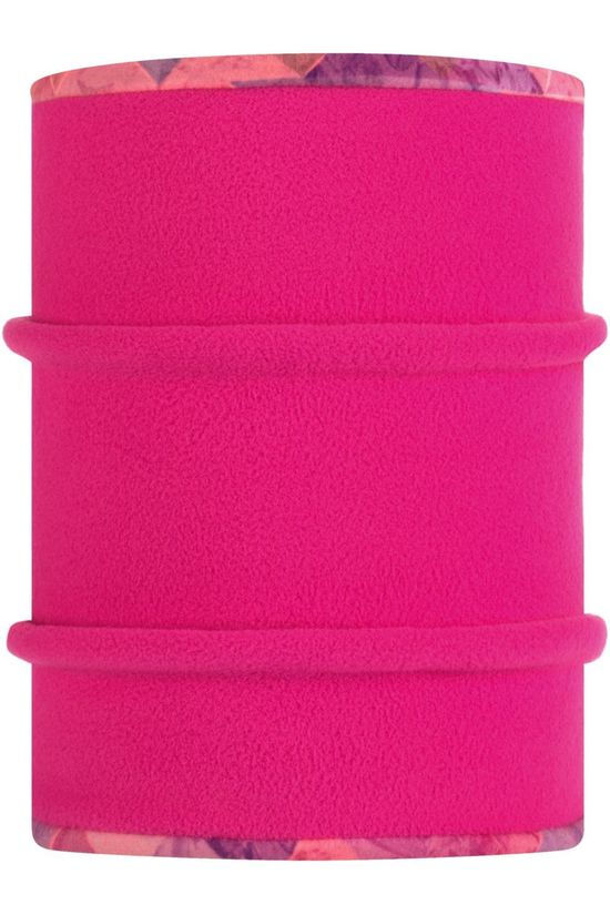 Buff Buff Junior Reversible Neckwarmer Prysma Multi Pump Pink Middenroze/Assorti / Gemengd