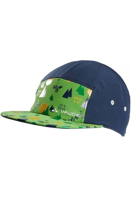 Vaude Cap Tammar Baseball Green/Assorted / Mixed