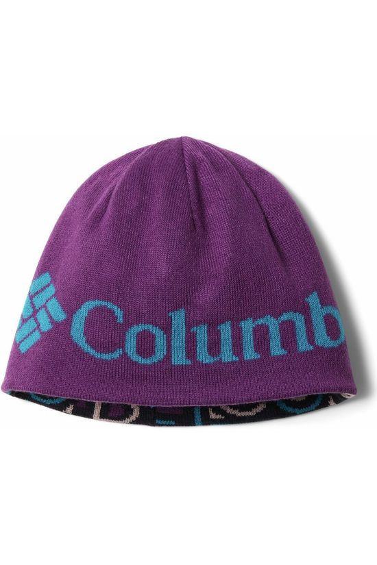 Columbia Bonnet Urbanization Mix Pourpre/Noir
