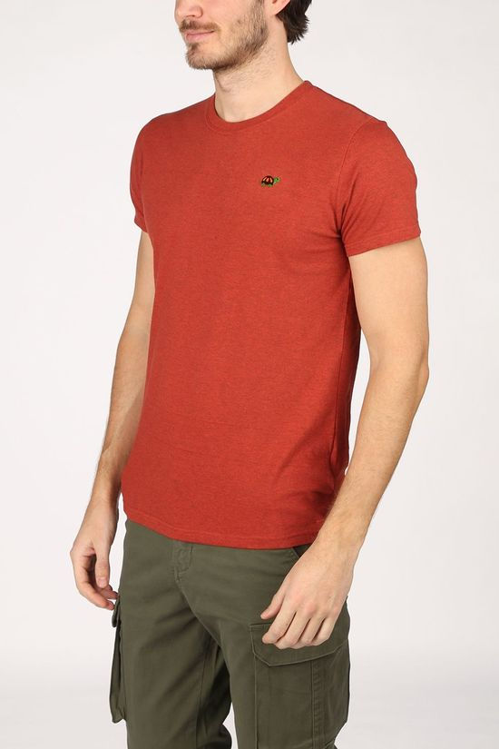 Revolution T-Shirt 1210Tur Middenrood