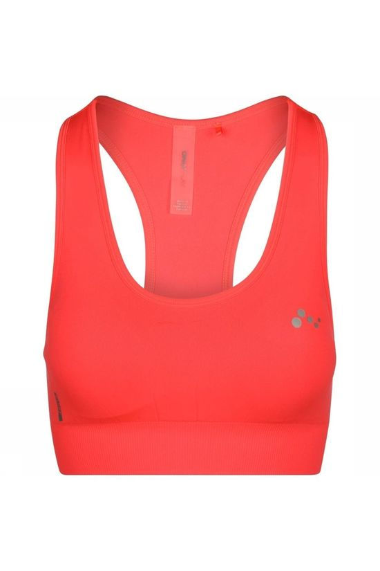 Only Play Sport Bh Daisy Seamless Lichtrood