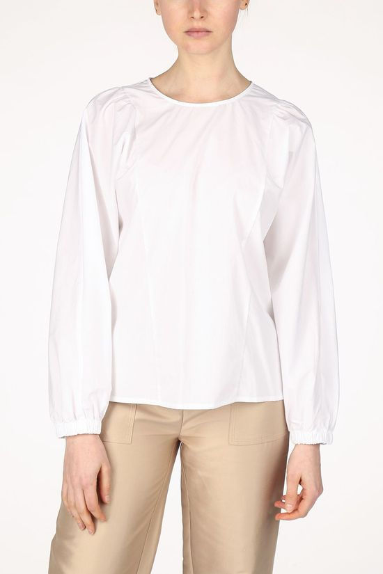 Soft Rebels Blouse SbFika Ls Wit