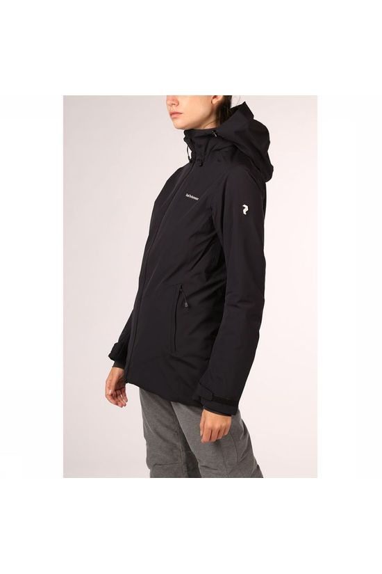 Peak Performance Manteau Anima Long Noir