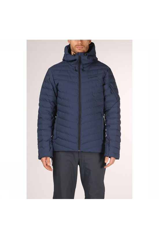 Peak Performance Manteau Frost Bleu Moyen