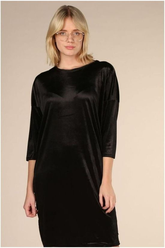 Numph Dress Nuirene Jersey black