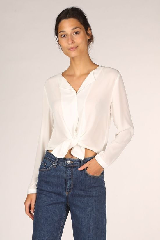 B.Young Shirt Hialice off white