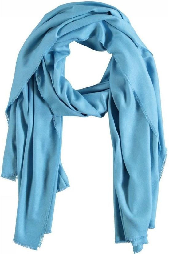 Ichi Scarf A Kelly mid blue