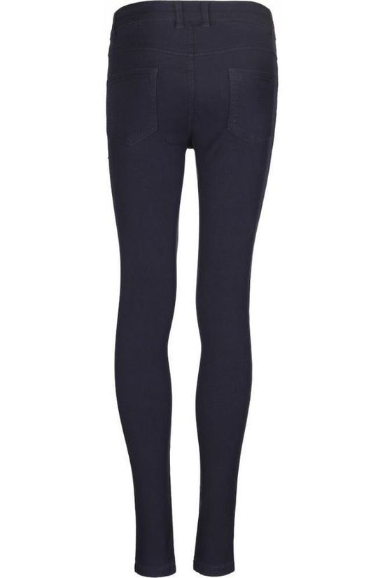 The New Broek Emmie Stretch Noos Donkerblauw