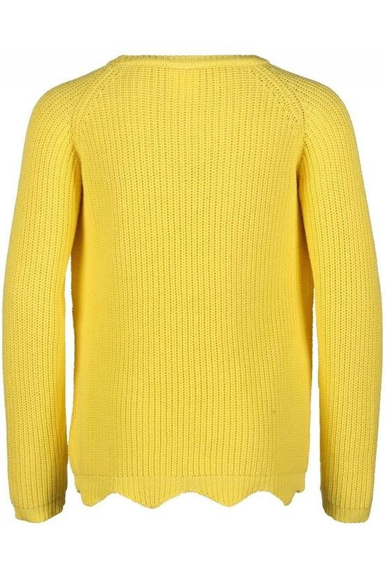 The New Pullover Olly Knit yellow