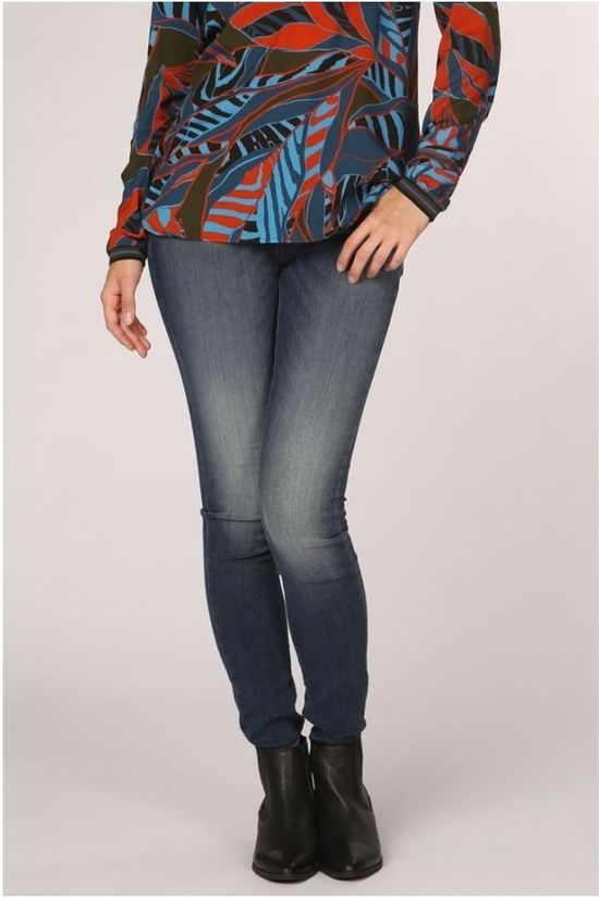 Only Jeans isa Reg Sk Bb Rim 19433 Donkerblauw (Jeans)