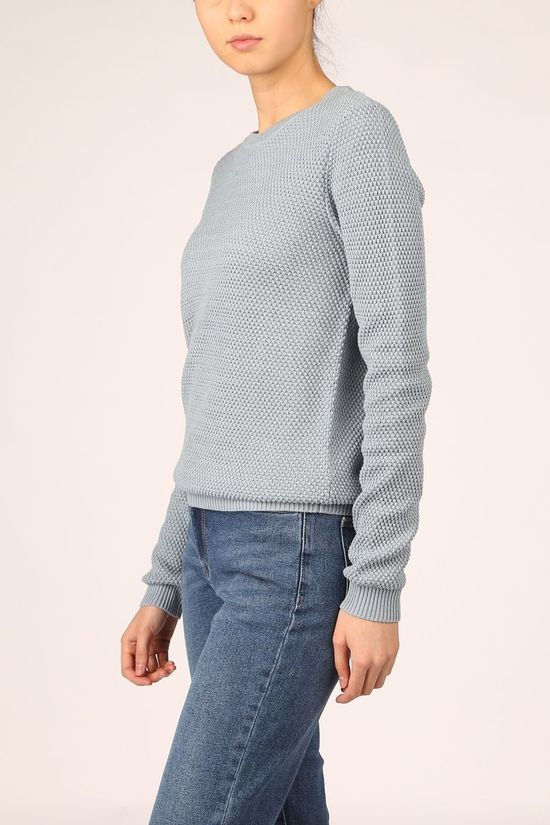 Vila Pullover Vichassa Ls Knit light blue