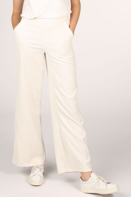 Object Pantalon Jelva Wide Blanc