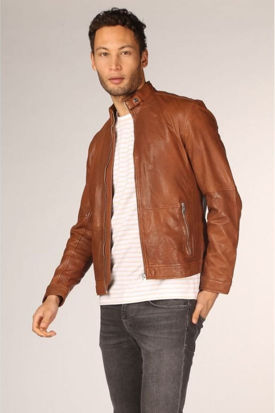 Matinique Manteau Maadron Soft Marron Chameau