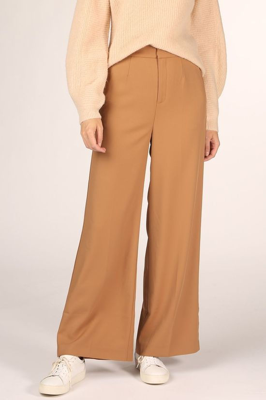 Inwear Trousers Vox Wide mid brown