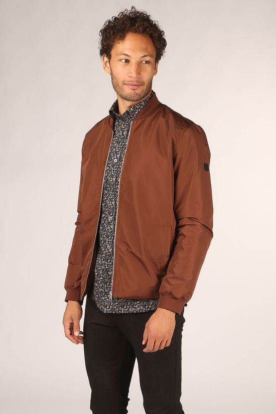 Matinique Coat Mabroome mid brown