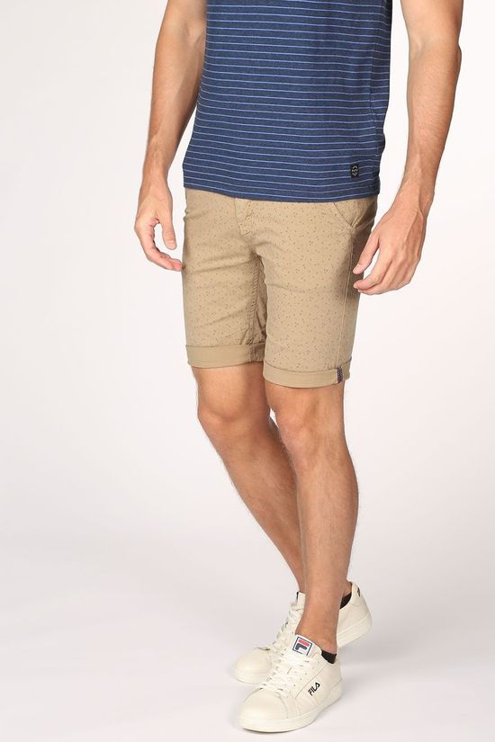 Blend Shorts 20710122 Camel Brown/Ass. Geometric