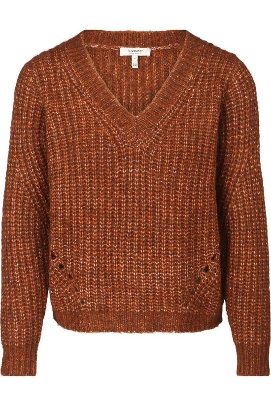 B.Young Pullover ksana rust