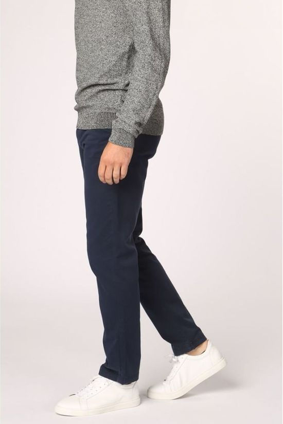 Jack & Jones Trousers Jjiroy Jjjames Sa Navy Noos dark blue