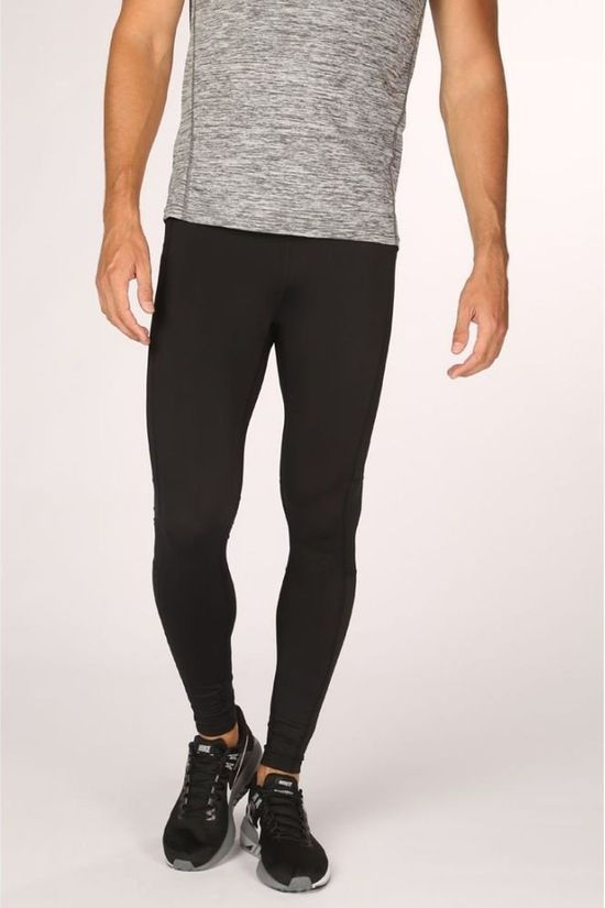 First Collants De Sport Fred Tight Noir