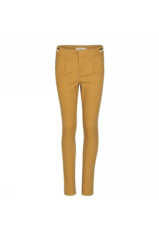 Name It Trousers Ni Silas Twiabrian Chino Camel Brown