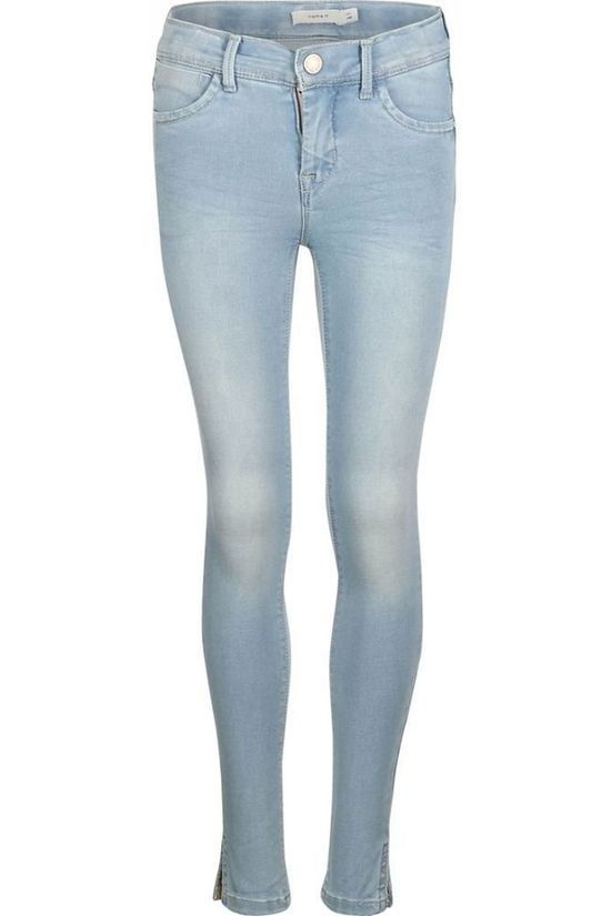 Name It Jeans Nkfpolly Denim / Jeans/Lichtblauw (Jeans)