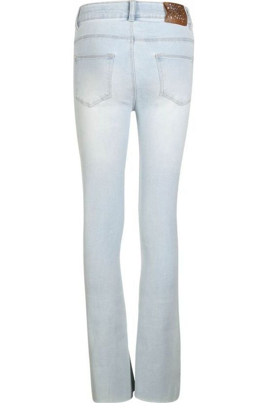 Name It Jeans Nkfpolly Dnmanni 1301 Hw Boot Denim / Jeans/Lichtblauw (Jeans)